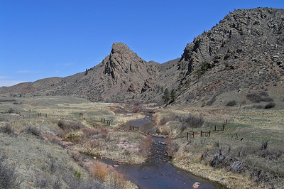 South Fork of the Poudre (I think).