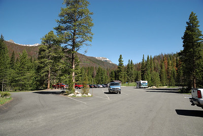 So, one sunny morning I crossed over Trail Ridge road, in RMNP (Rocky Mountain National Park) and found myself at the Colorado River Trailhead going to Poudre Pass.