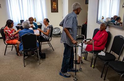 Urbanites/Savvy Seniors Soiree