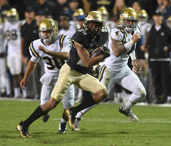 Colorado UCLA NCAA Football