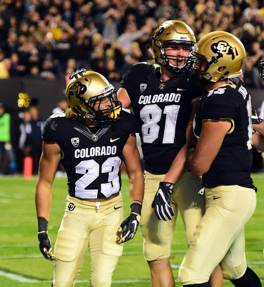 Colorado UCLA NCAA Football