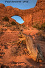 North Window Sunrise - Arches National Park, Utah - Paul Riewerts - October 2012