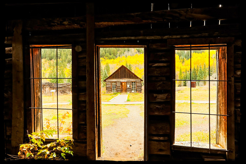Ashcroft Ghost Town, Aspen CO, Ray de Bosch Sept