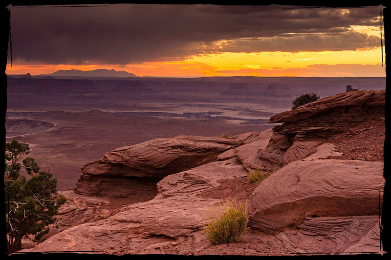 Green River Overlook - Canyonlands National Park, Utah - Ray deBosch - October 2012