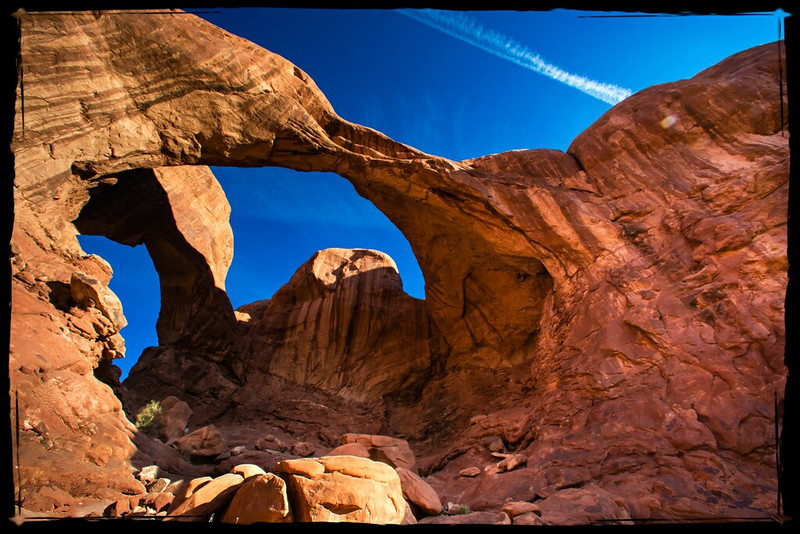 Double Arch - Arches National Park, Utah - Ray Debosch - October 2012