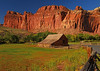 Gifford Homestead Barn - Capitol Reef National Park, Utah - Ed Lower - October 2012