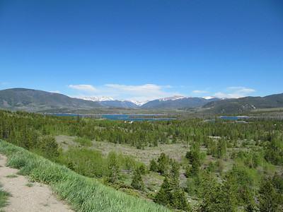Highway vista