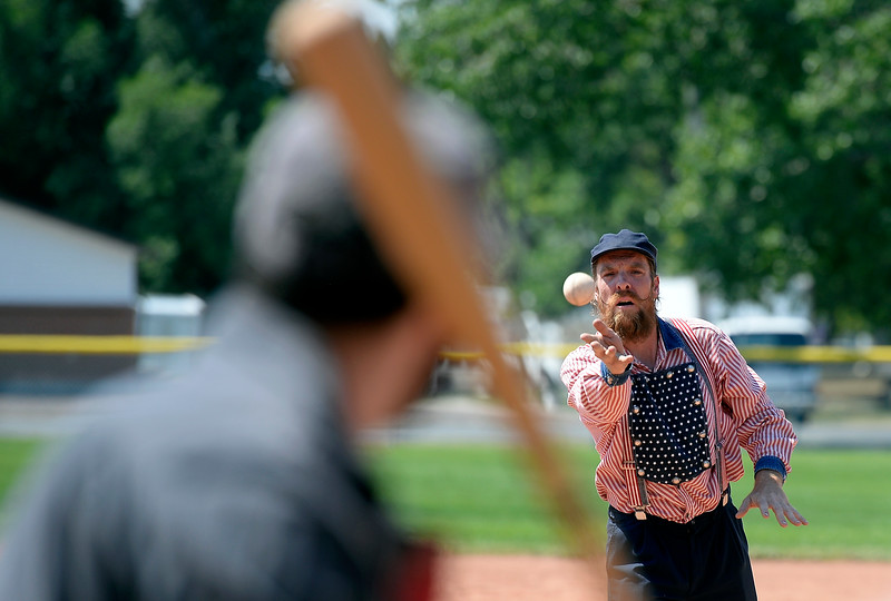 Colorado Vintage Base Ball League