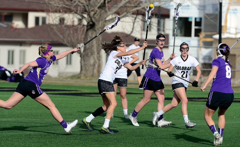 Colorado James Madison Lacrosse