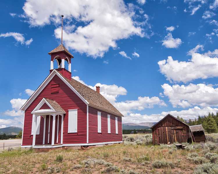 'The Little Red School House'