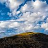 'Cloud Kiss' - West Elk Mountains at Sunset - No 2