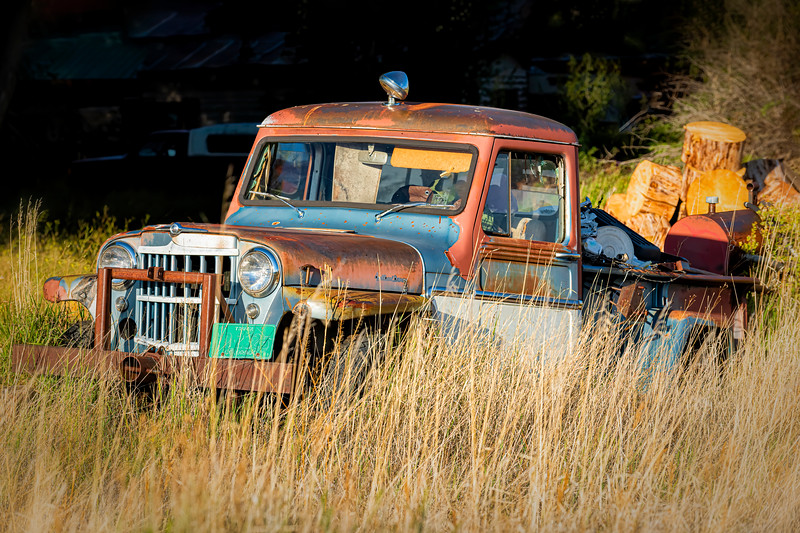 Willys-Overland Jeep 4x4 Truck