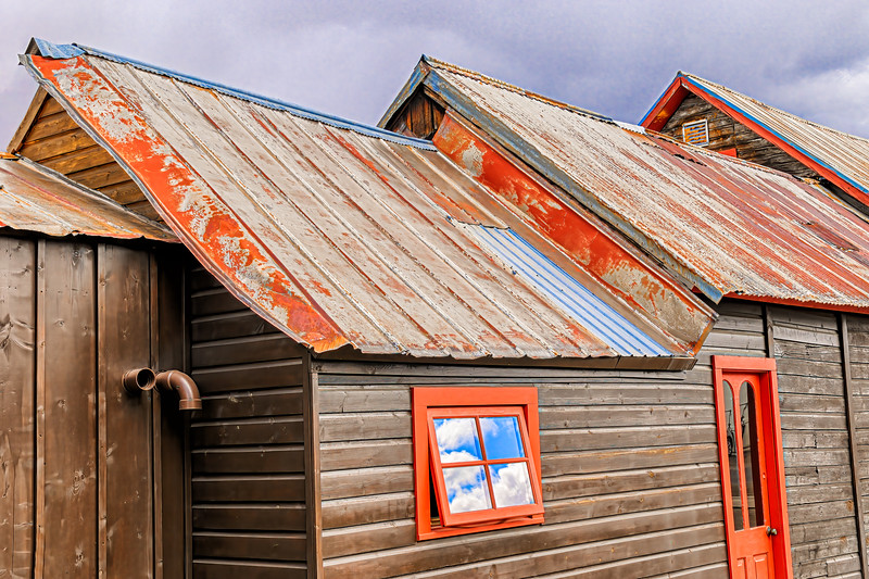 'The Dogwood' - c1891 Miner's Cabin