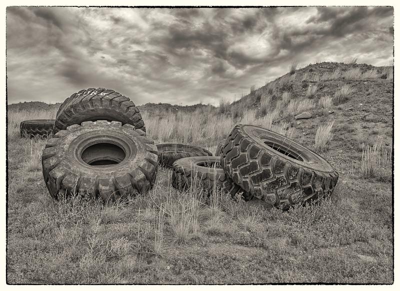 """""""Retirement Retiring Retired Tires"""""""