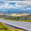 Colorado State 149 near Blue Mesa Reservoir, Gunnison Co., CO