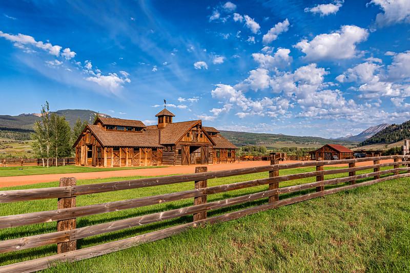 Castleton Ranch - Ohio Creek Valley, Gunnison Co, CO