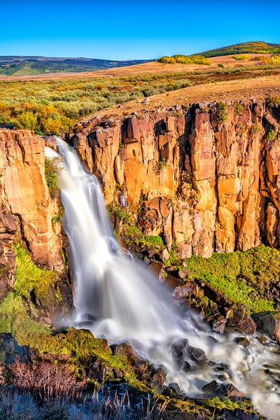 'Supplication' - North Clear Creek Falls