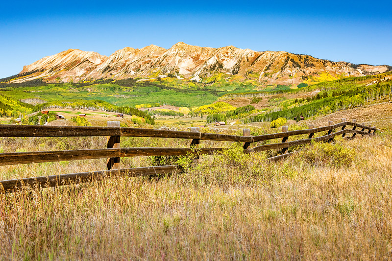 Ohio Pass, Anthracite Range, Gunnison Co, Colorado