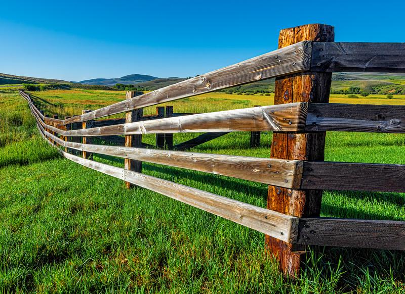 Fence - Castleton Ranch