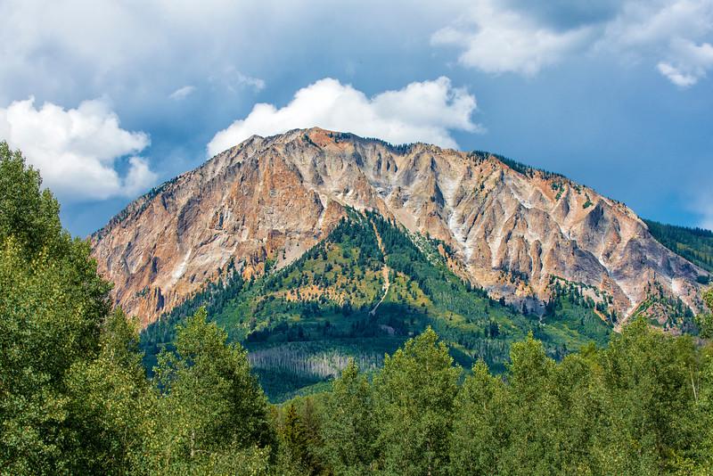 Mt. Marcellina - 11,353 ft. - West Elk Mountains Wilderness, Gunnison Co., CO.