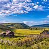 'The Spread' - A Mountain Ranch - Ohio Creek Valley, Gunnison Co, CO