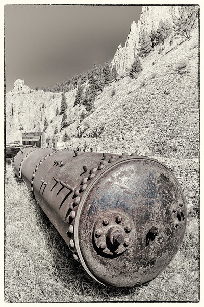 Boiler Tank