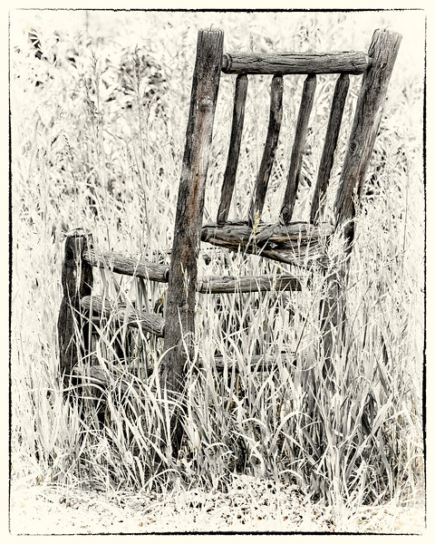 'Chair of Remembrance'