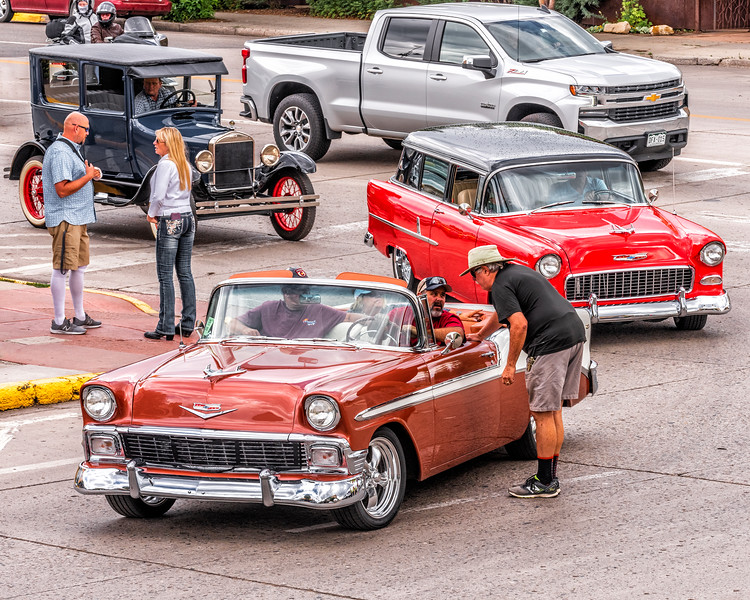 'The Cruise-in'