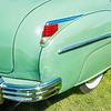 'Skirts & Sea Mist'  (Detail ) 1949 Plymouth (Entry #189) - 2021 Gunnison Car Show