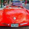 1956-7 Chevy Corvette - Friday Night Cruise In