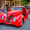 'Red' - 1939 Ford Roadster (Entry #40) - Friday Night Cruise In