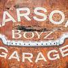 Door Detail - 1940 Chevy Truck (Entry #154}- 2021 Gunnison Car Show