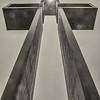 """The Empty Cross""™ - by Max Greiner, Jr. Designs © - The Coming King Sculpture Garden - Kerrville, TX"