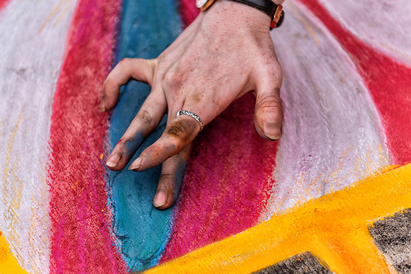 'Dreams in Pastel' - Kerrville Chalk Festival