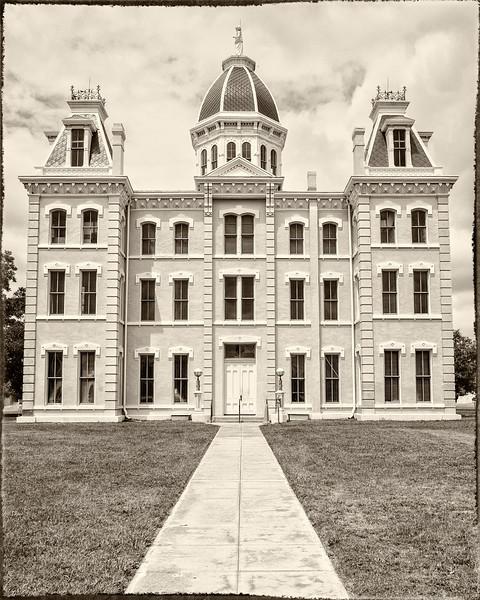 Presido County Courthouse