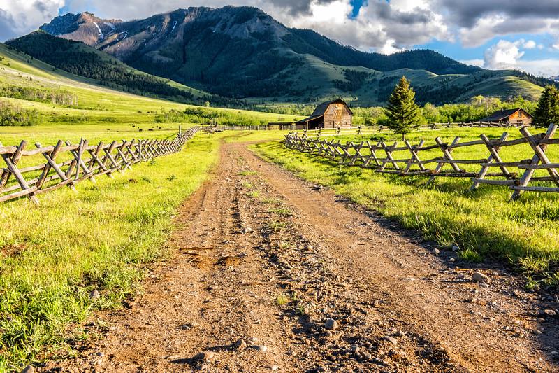 Ranch - Tom Miner Basin, Park Co, Montana