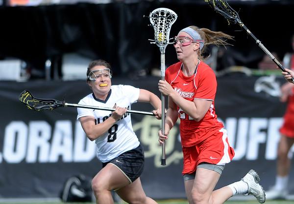 CU vs Marist Lacrosse