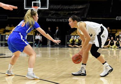 Colorado vs St. Francis Brooklyn Women's Basketball