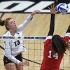 CU vs Utah Volleyball