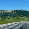Hwy 84 scenery to Pagosa Springs CO