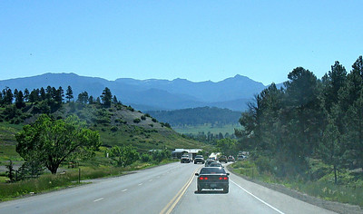 2009 07 ~ New Mexico / Colorado 3 ~ Pagosa Springs