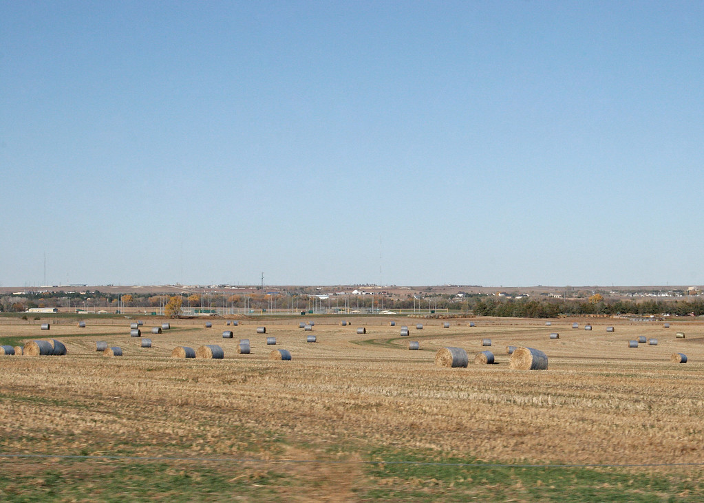 Around Hays, Kansas