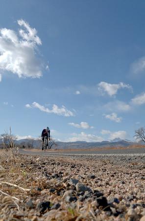2009.02.01 Colorado winter cycling