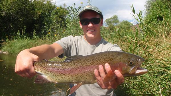 Fishing August 2011