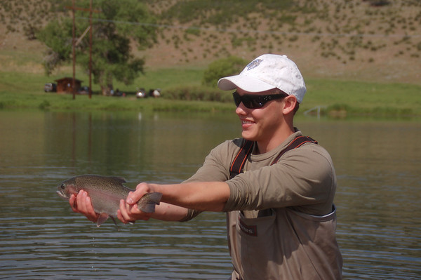 Fishing - June 2011 Joel & Brett