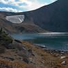 King's Lake plus glacier