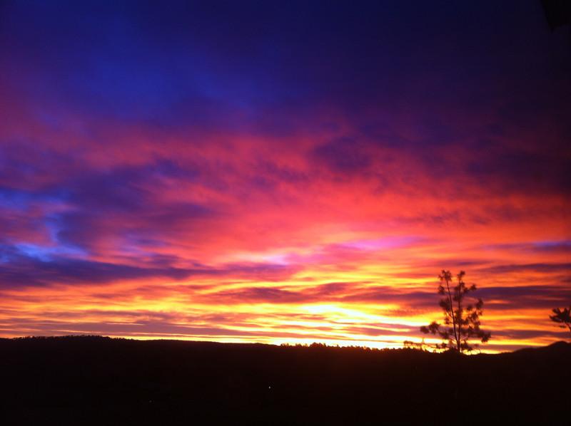 Sunrise Oct 8