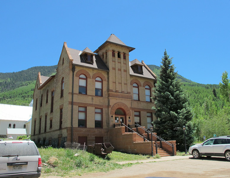 Rico Town Hall.