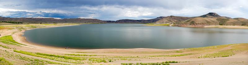 Blue Mesa Reservoir near Gunnison, Colorado