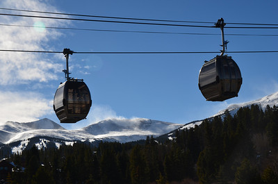 Breckenridge Ski Lift